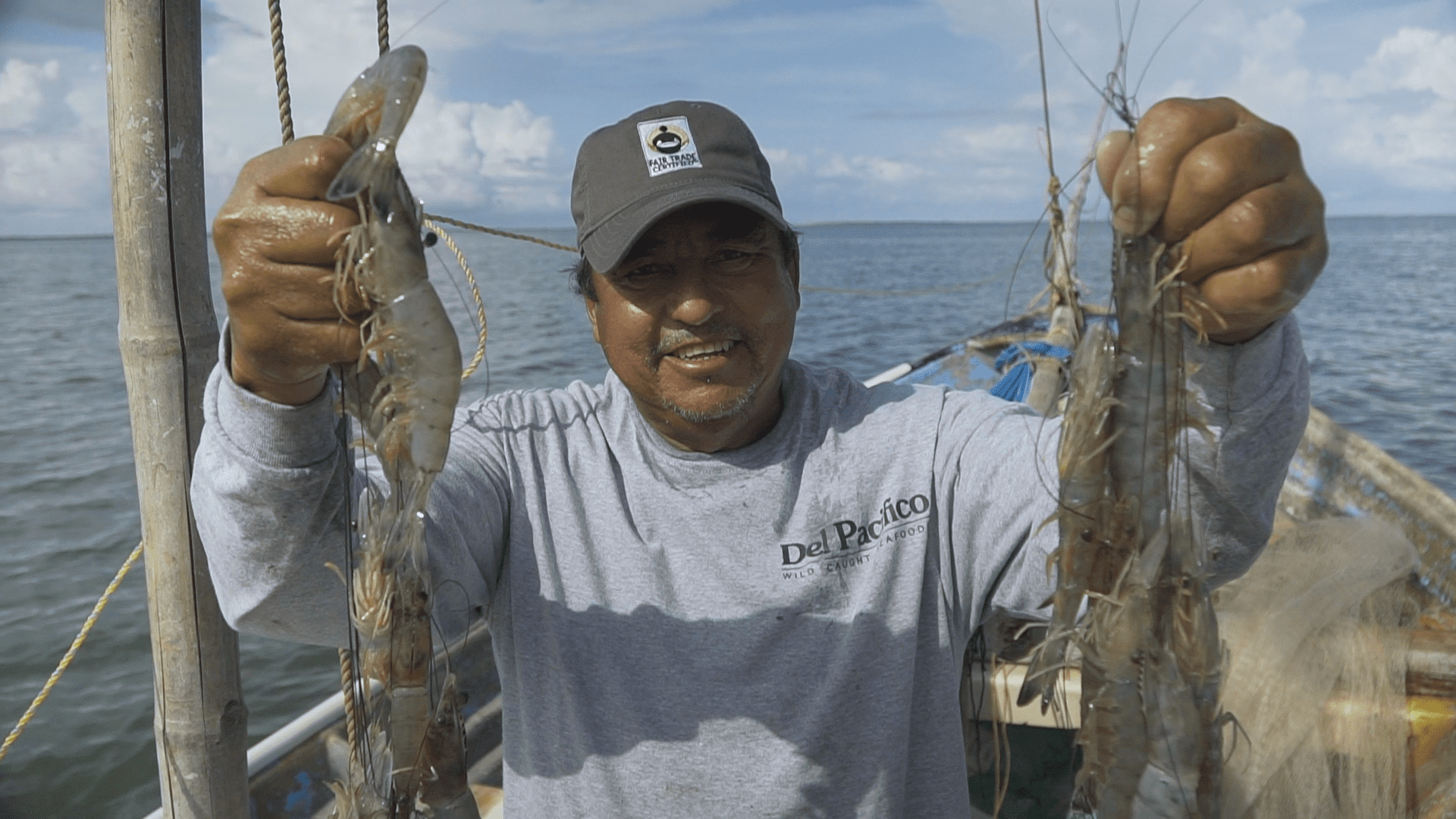 SFG Shrimp Fisherman